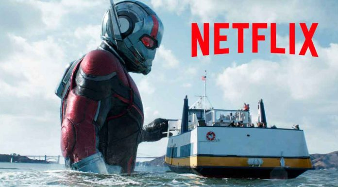 Ant-Man and the Wasp última película de Marvel en Netflix